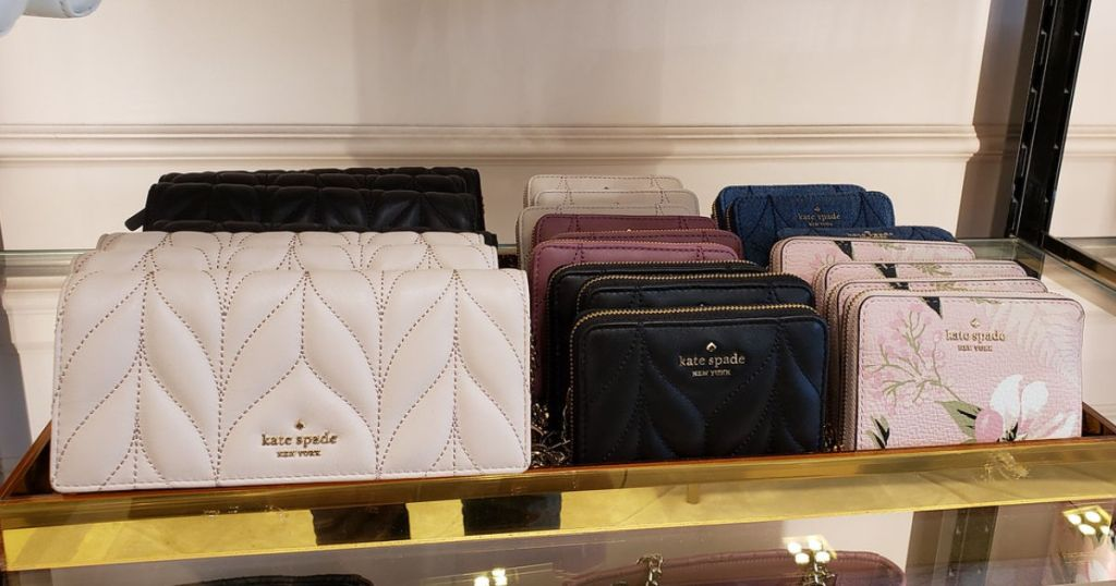 kate spade handbags at store