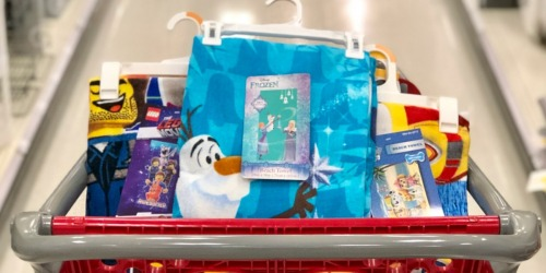 Kids Character Beach Towels Only $8 at Target (In-Store & Online)