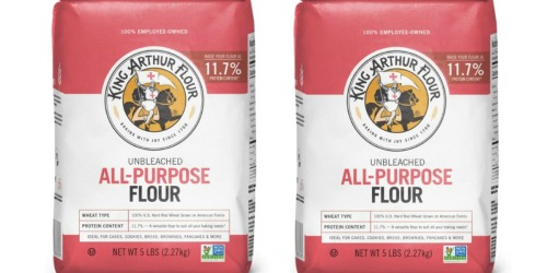 King Arthur Unbleached All-Purpose Flour Recalled Due to E. Coli Concerns