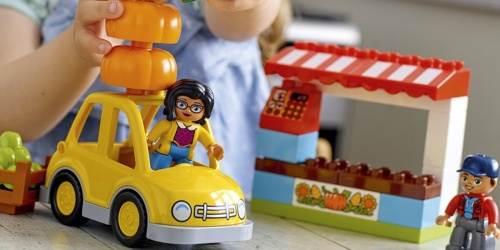 LEGO Duplo Town Farmers Market Only $11.99 (Regularly $20)