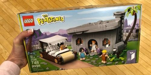 LEGO Ideas The Flintstones Set Only $47.99 Shipped