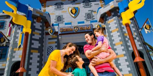 Up to 50% Off LEGOLAND Castle Hotel Stay