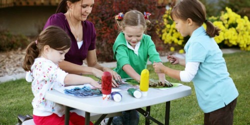 Lifetime Kids Folding Picnic Table Just $39.99 Shipped (Regularly $66)