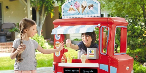 Little Tikes 2-in-1 Food Truck w/ Accessory Set Only $69.99 Shipped (Regularly $160)