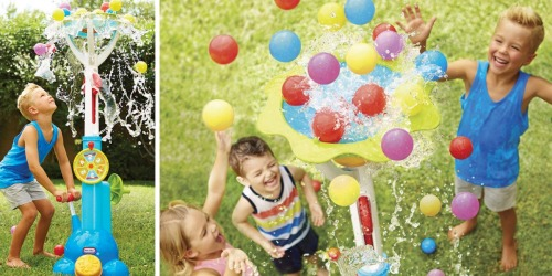 Little Tikes Fun Zone Pop 'N Splash Surprise Game Just $49.97 Shipped + More