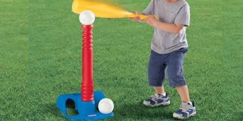 Little Tikes TotSports T-Ball Set Only $12.88 at Walmart (Regularly $20) + More