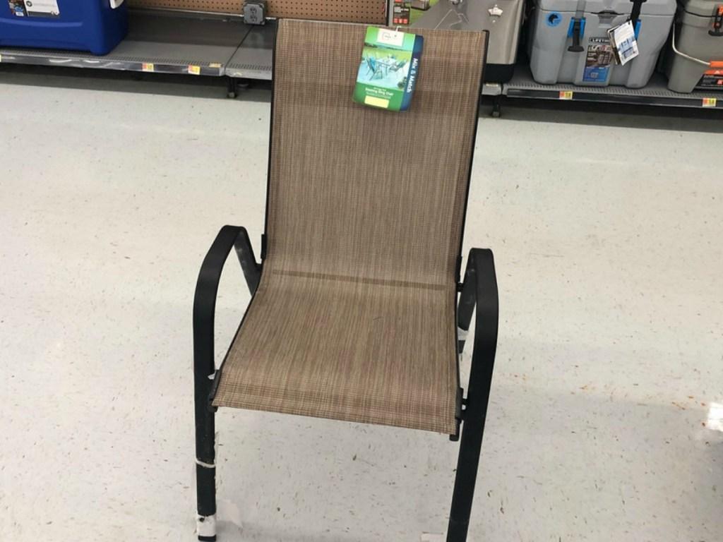 Brilliant Mainstays Stacking Sling Chairs Only 10 At Walmart Interior Design Ideas Oteneahmetsinanyavuzinfo
