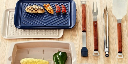 Up to 80% Off Martha Stewart BBQ Collection Items at Macy's