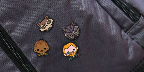 Disney Movie Rewards: Marvel Studios 10th Anniversary Emoji Pin Set #4 Only 500 Points
