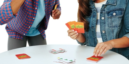 Mattel Blink Card Game Only $4 (Regularly $10)