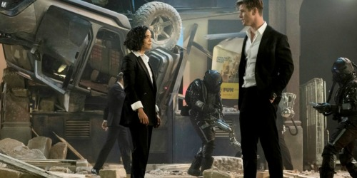 $7 Off Men In Black International Ticket w/ Chase Pay