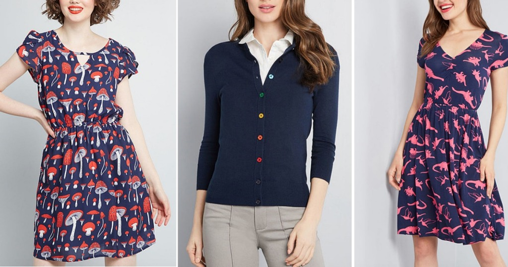 Modcloth Dresses at Zulily