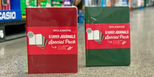 Moleskine Journals 6-Pack Only $19.99 at Costco