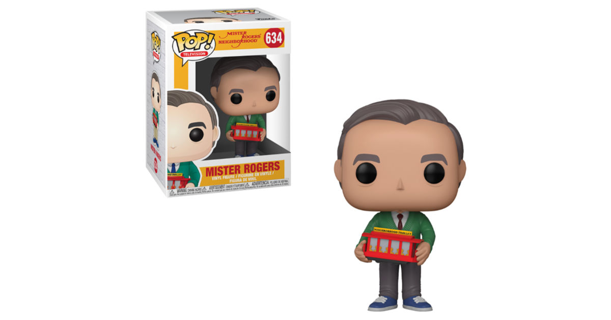 Funko Mr Rogers Figurine