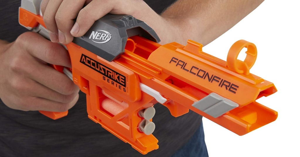 Nerf - N-Strike Elite AccuStrike Series FalconFire Blaster