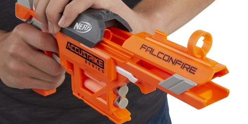 Nerf N-Strike Elite AccuStrike FalconFire Blaster Only $6.49 at BestBuy.com (Regularly $15)