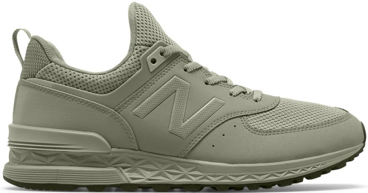 Men's green 574 Sport shoes