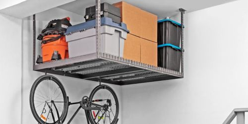 Up to 40% Off Garage Storage Products + Free Shipping at Home Depot