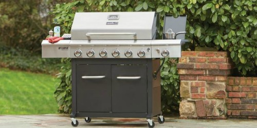 Nexgrill Deluxe 6-Burner Propane Gas Grill Only $249 Shipped at Home Depot (Regularly $329)