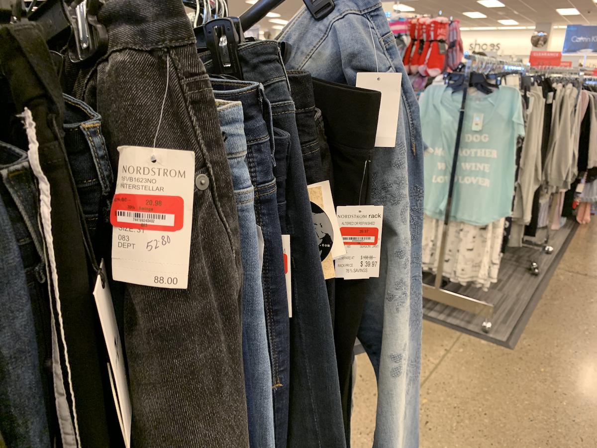 Nordstrom Rack Men's Jeans