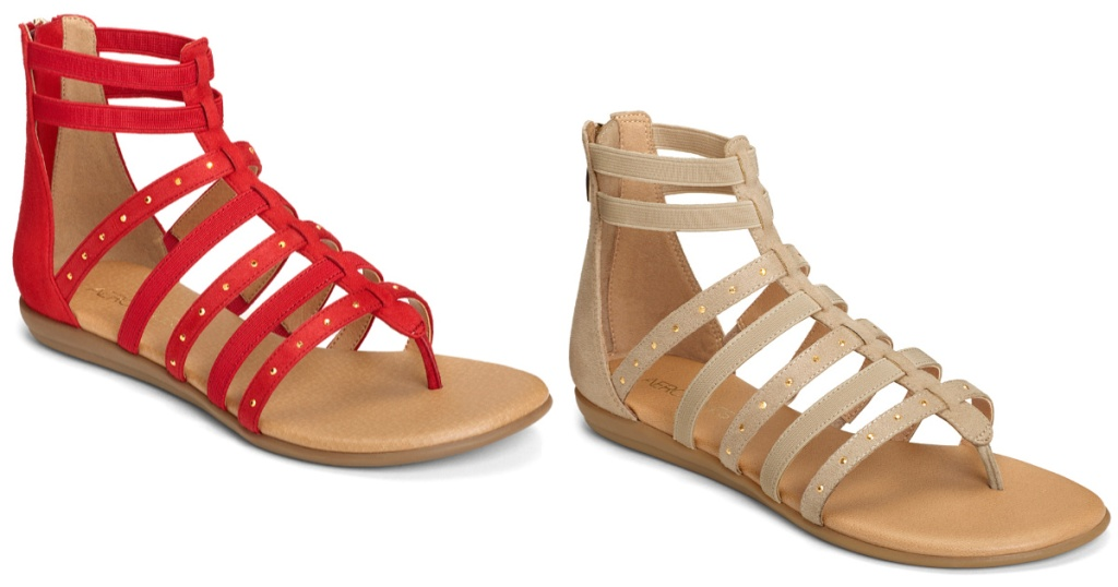 nuchlear gladiator sandals zulily