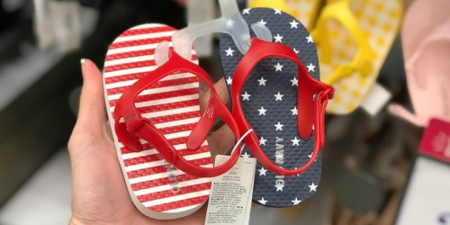 Old Navy Flip Flops ONLY $1 LIVE NOW