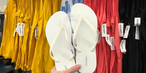 Old Navy Shoes for the Entire Family from $2 | Sandals, Flats, Sneakers & More
