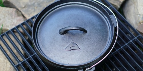 Up to 40% Off Ozark Trail Cast Iron Cookware at Walmart