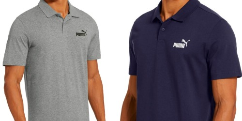 Up to 65% Off PUMA Men's Polo Shirts + Free Shipping