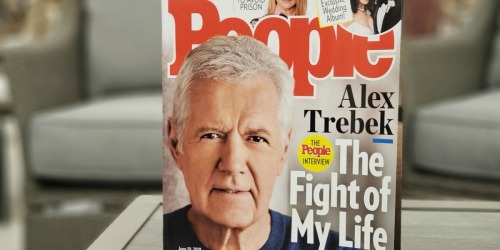 FREE 1-Year People Magazine Subscription (No Strings Attached)