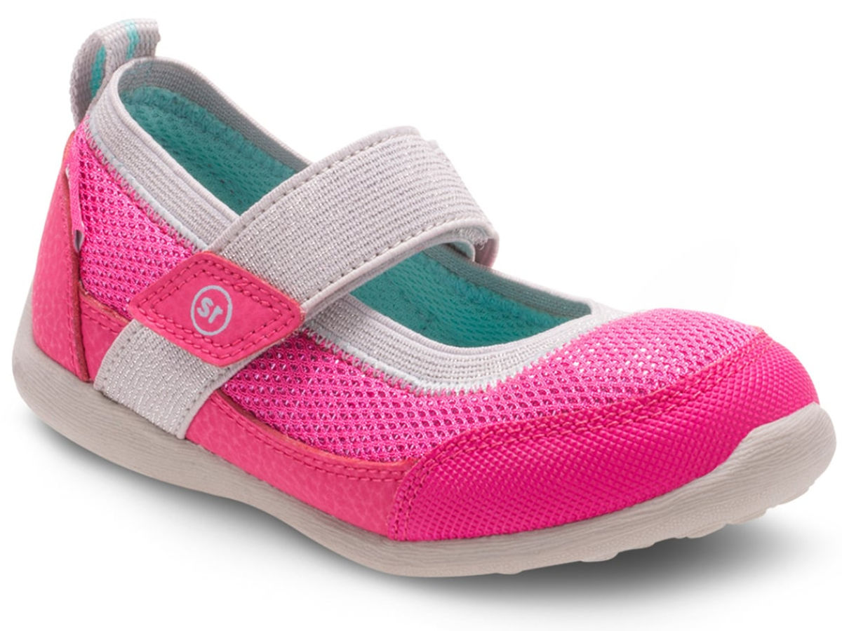 Stride Rite Made 2 Play Tilly Toddler Girls Mary Jane Shoes in pink