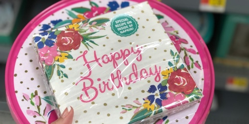 The Pioneer Woman Birthday Party Supplies as Low as $1.98 at Walmart