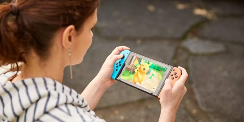 Pokémon Let's Go, Eevee! Nintendo Switch Game Only $39.99 Shipped
