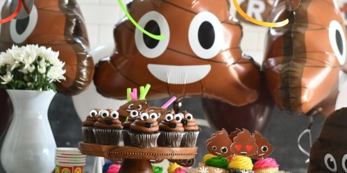 The Ultimate Poop Emoji Party Theme How-To Guide