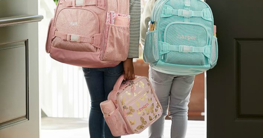 Up To 60 Off Pottery Barn Kids Backpacks Lunch Bags More