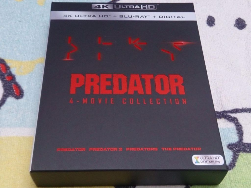 Predator 4-Movie Collection Box Set