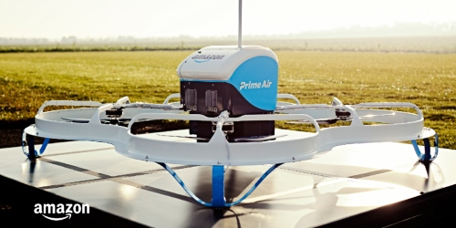 Drone Delivery in 30 Minutes? Amazon Prime Air is Coming Soon