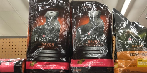 Amazon: Purina Pro Plan Dog Food 35-Pound Bag Just $20.60 Shipped (Regularly $49)