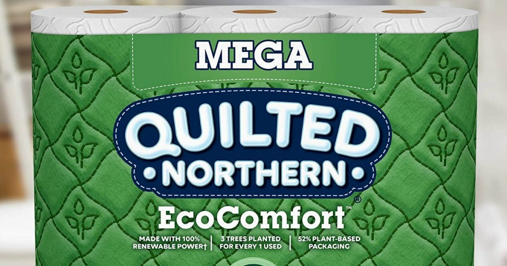 picture of Quilted Northern toilet paper pack