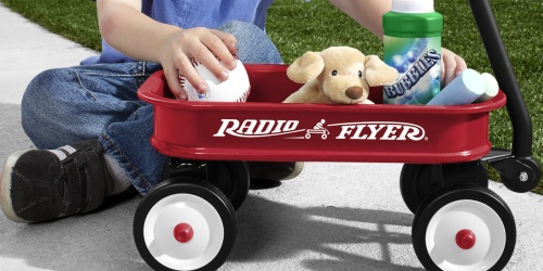 Radio Flyer Toy Wagon Only $9.97 (Regularly $20)