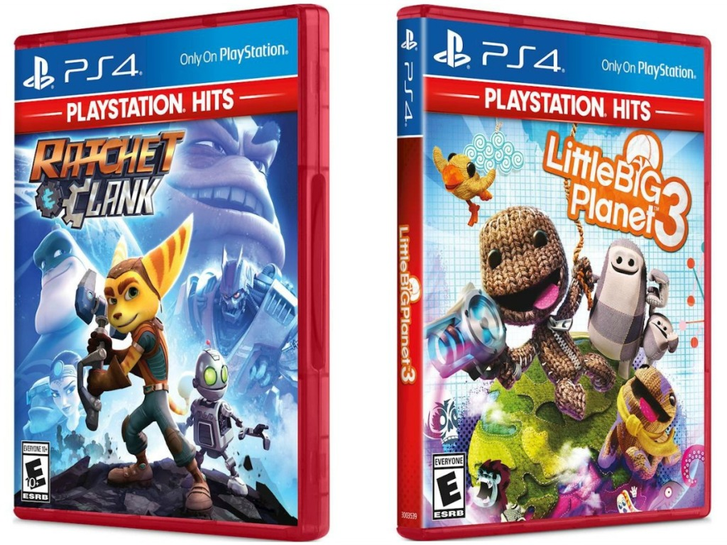 PS4 video game cases