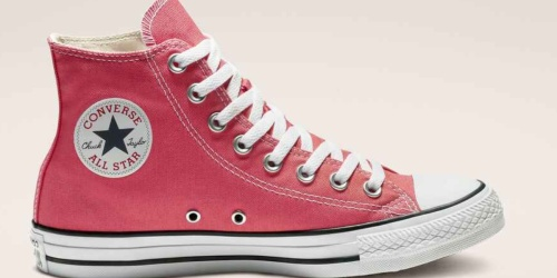 Up to 60% Off Converse Shoes for the Whole Family + Free Shipping