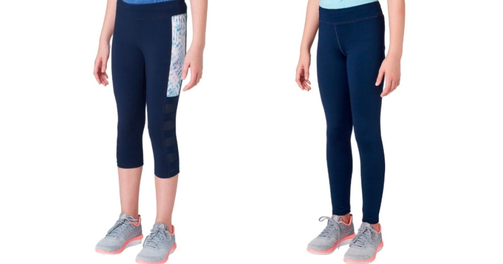 Reebok Girl's Leggings