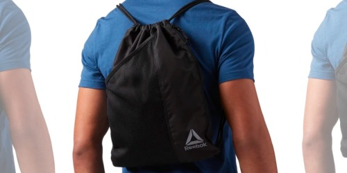 Up to 70% Off Reebok Gym Bags & Accessories + Free Shipping