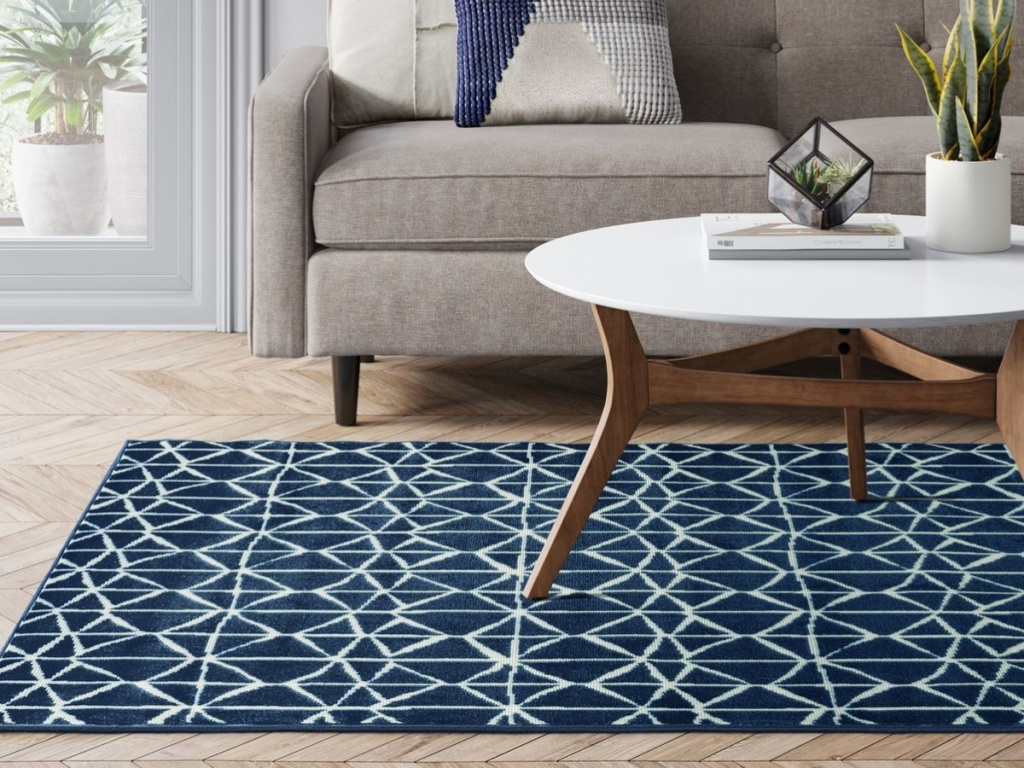 Reflections Gridwork Rugs - Project 62