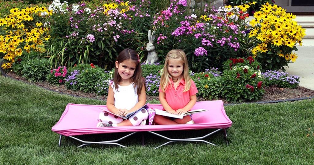 regalo portable toddler beds zulily