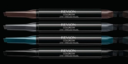 Revlon ColorStay 2-in-1 Angled Kajal Waterproof Eyeliner Only $2 Shipped at Amazon