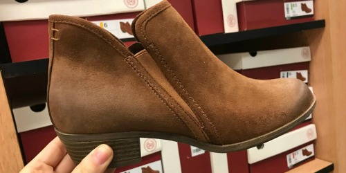 Up to 85% Off Women's Boots + Free Shipping for Kohl's Cardholders