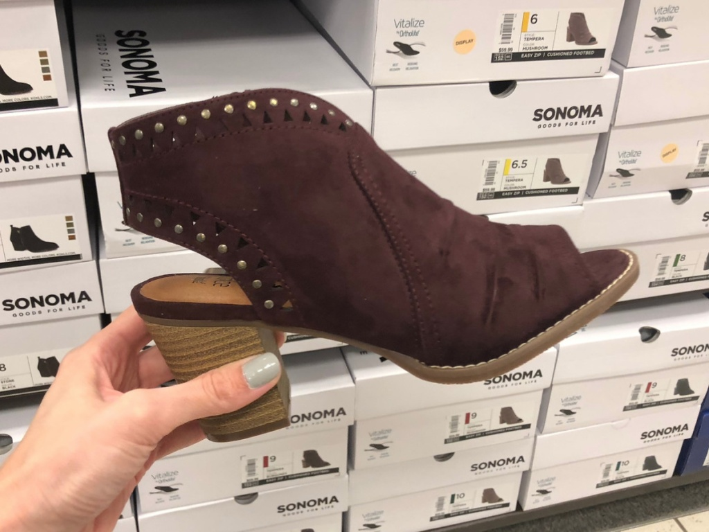 SONOMA Goods for Life™ Tempera Women's Ankle Boots
