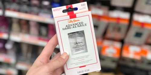 Sally Hansen Nail Treatments Only 99¢ After CVS Rewards (Starting June 16th)